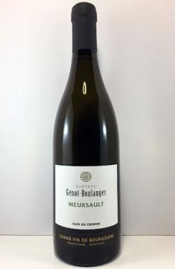 Genot-Boulanger Meursault 'Clos du Cromin'