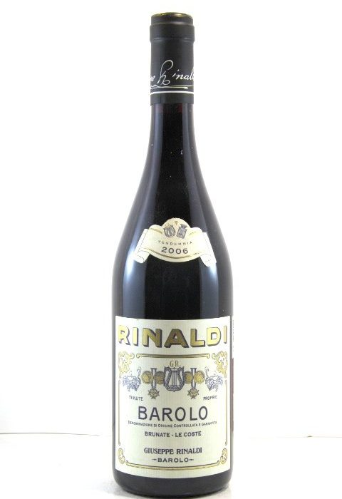 Rinaldi Barolo Brunate