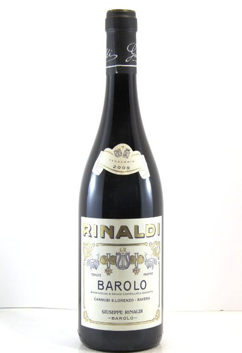 Giuseppe Rinaldi Barolo Cannubi